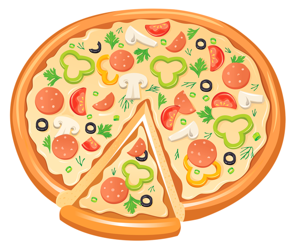 Pizza clip art free download free clipart images 4.