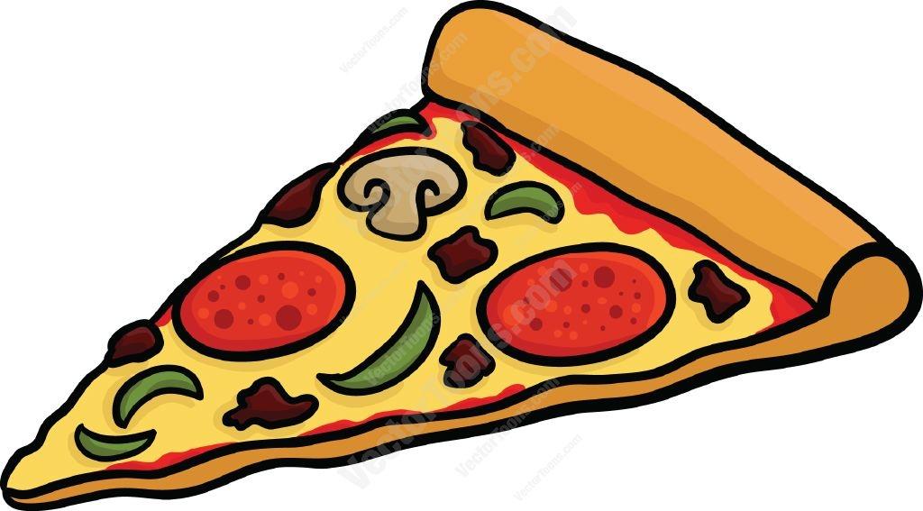 Pizza Clip Art Image, Pizza Free Clipart.