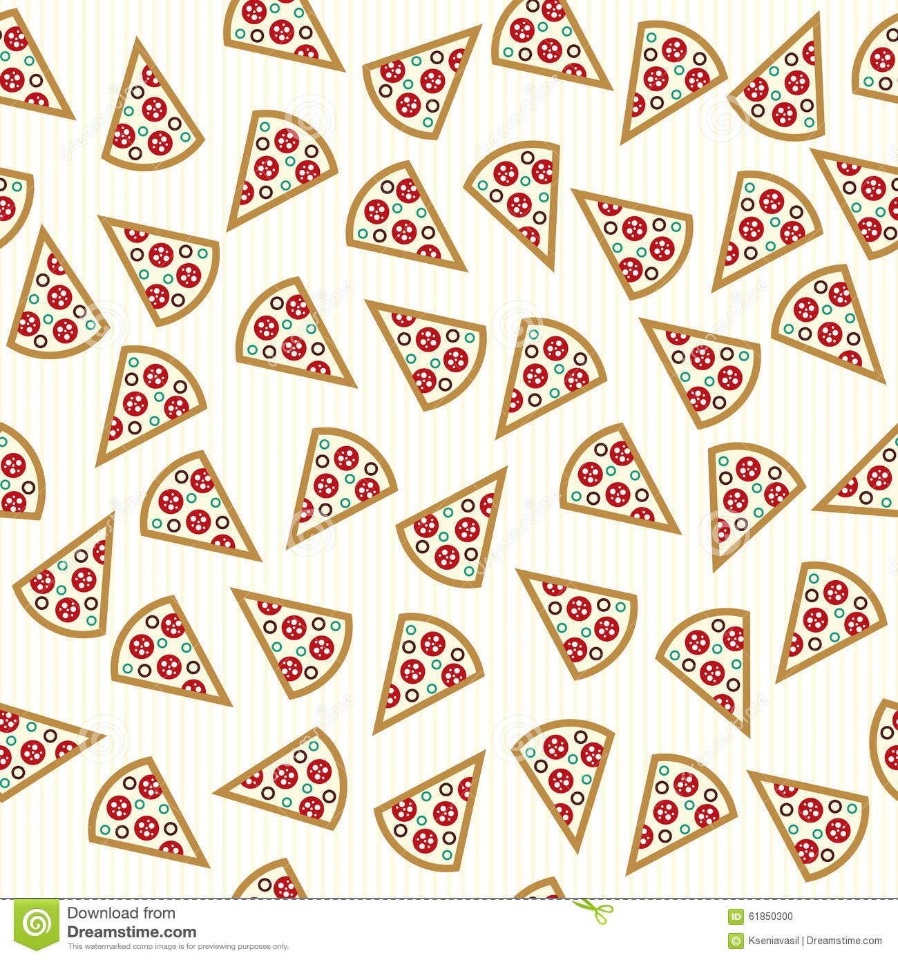 Pizza Cliparts Background.