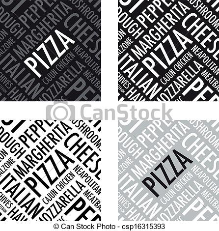 Pizza background Vector Clip Art Royalty Free. 10,590 Pizza.
