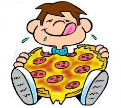 Pizza Clipart For Kids.