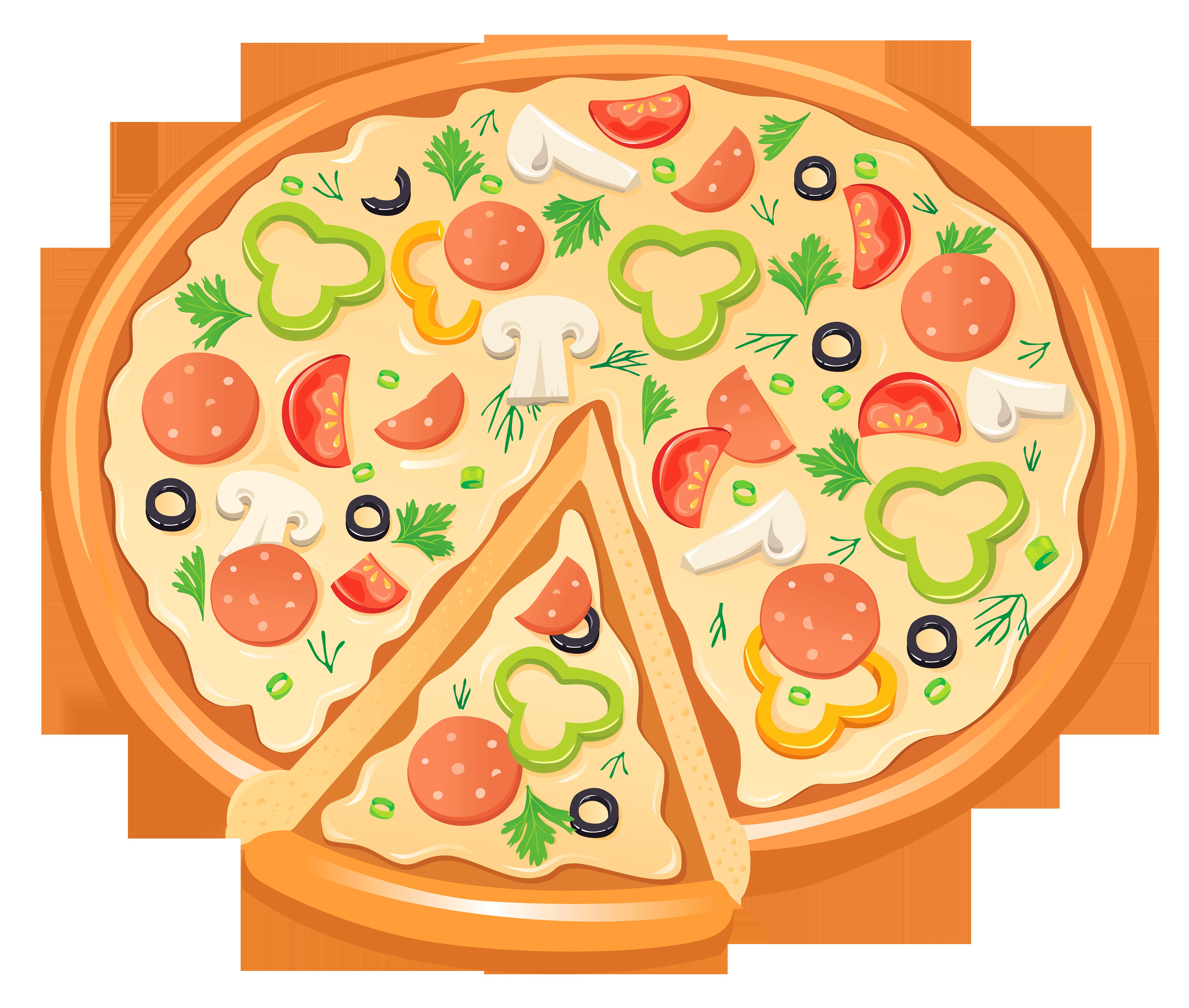 Pizza bagel Delicatessen Clip art.