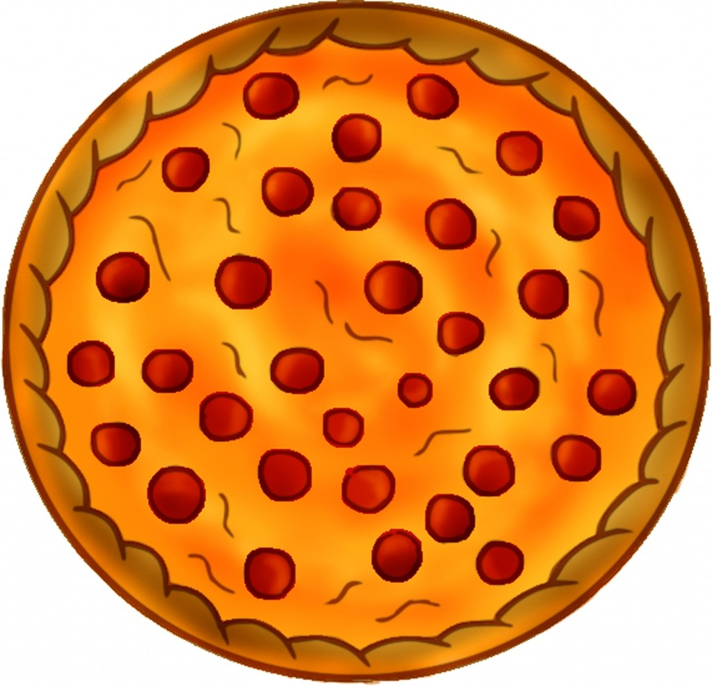 Pizza Clipart Transparent Background.