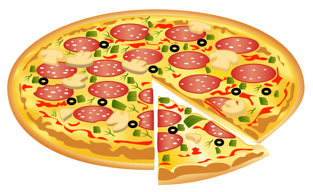 Pizza PNG Image.