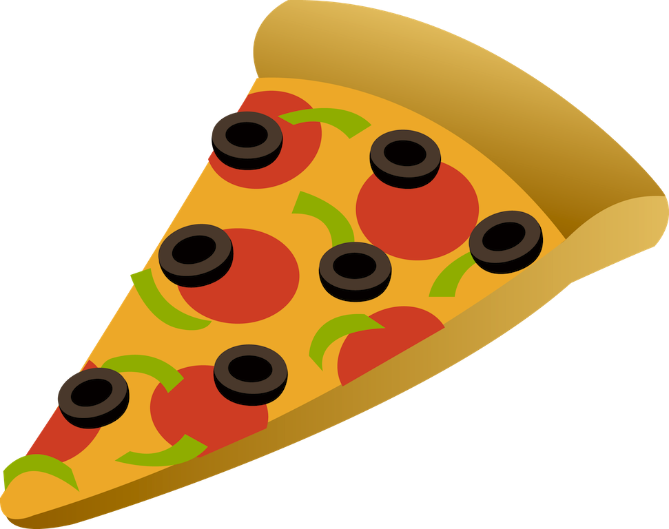 Pizza Italian cuisine Pepperoni Dish Clip art.