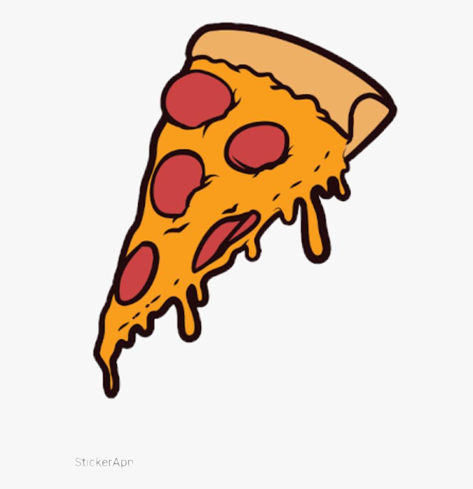 Tumblr Pizza.