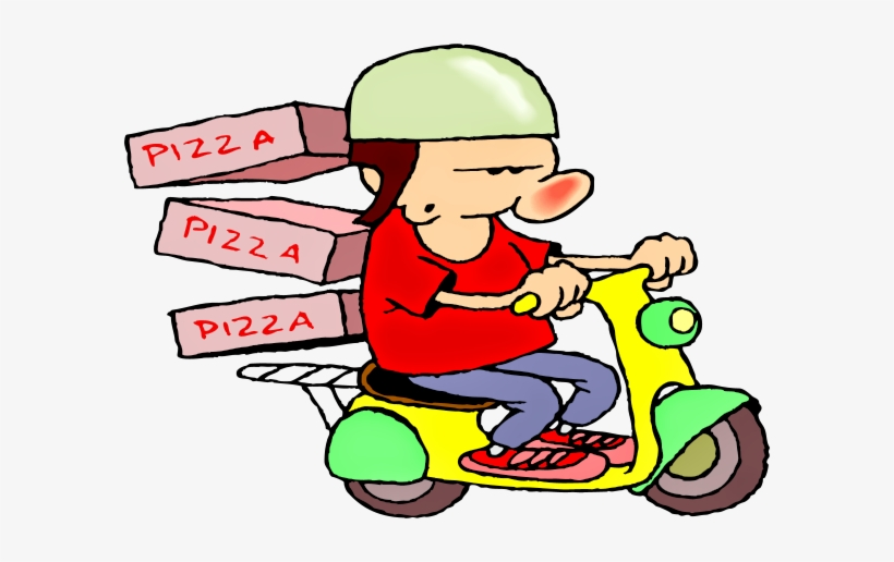 Making Pizza Clipart.