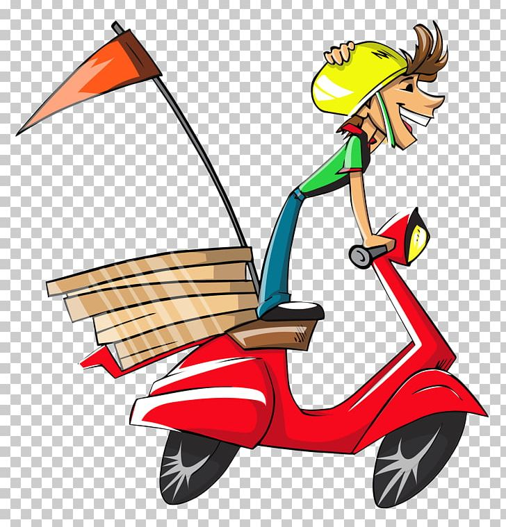 Pizza Delivery Pizza Delivery PNG, Clipart, Artwork, Boy.