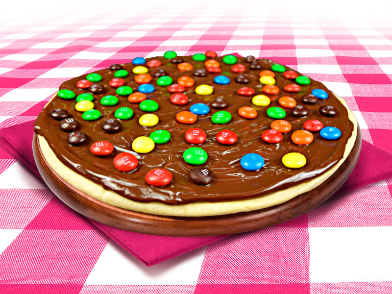 Pizza M&Ms.
