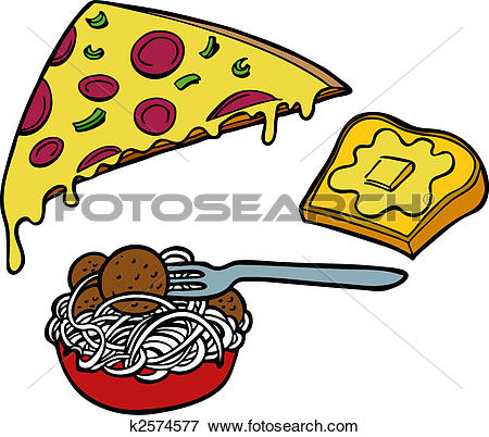 Clipart of Man Tossing Pizza Dough k16573264.