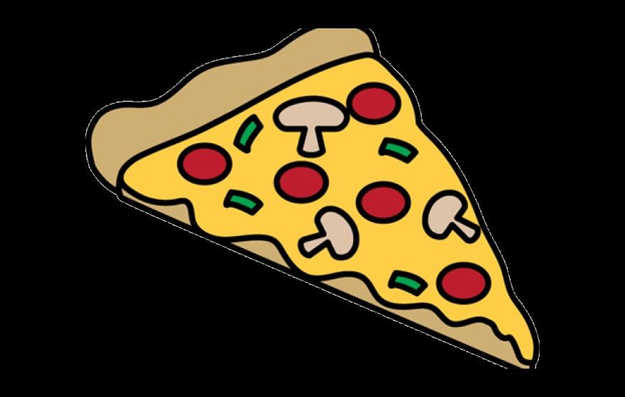 Pizza Clipart Ball Clip Art Slice Transparent Png.