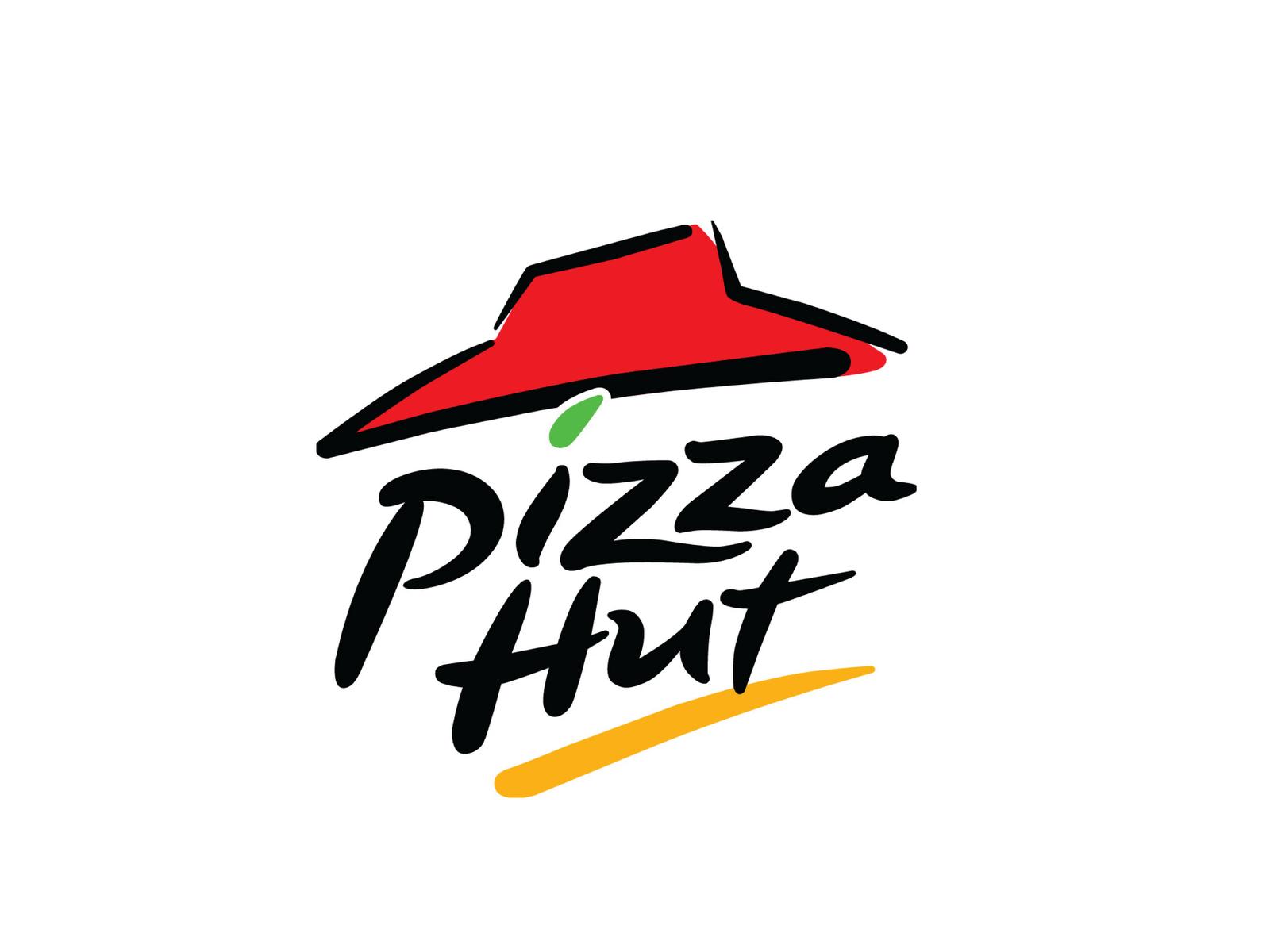 Pizza Hut logo.