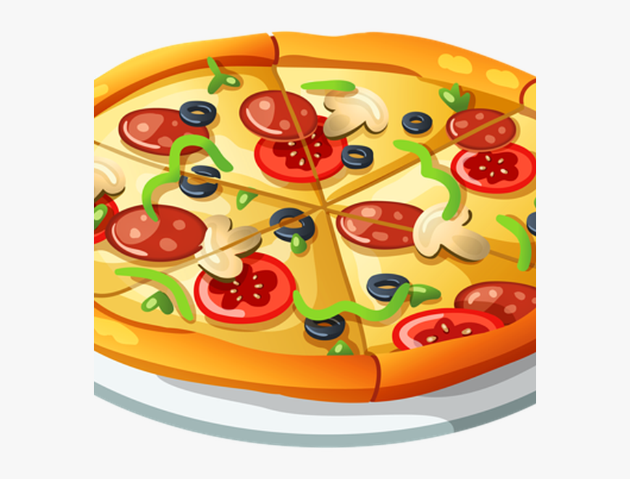 Chicken For Pizza Clipart , Transparent Cartoon, Free.