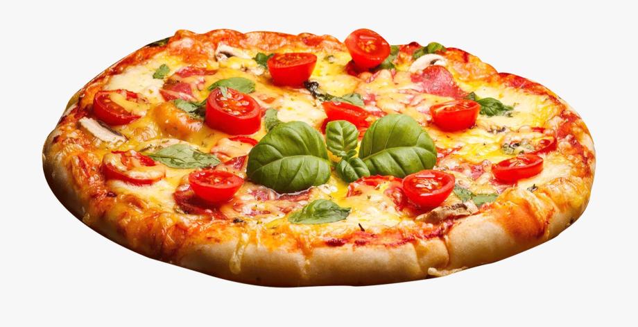 Pizza Clipart Margarita Pizza.