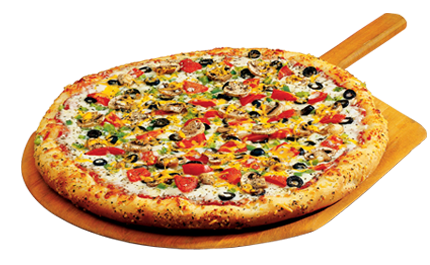 Pizza PNG Transparent Images.
