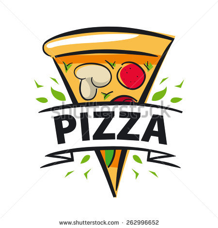 Pizza Logo Stock Images, Royalty.