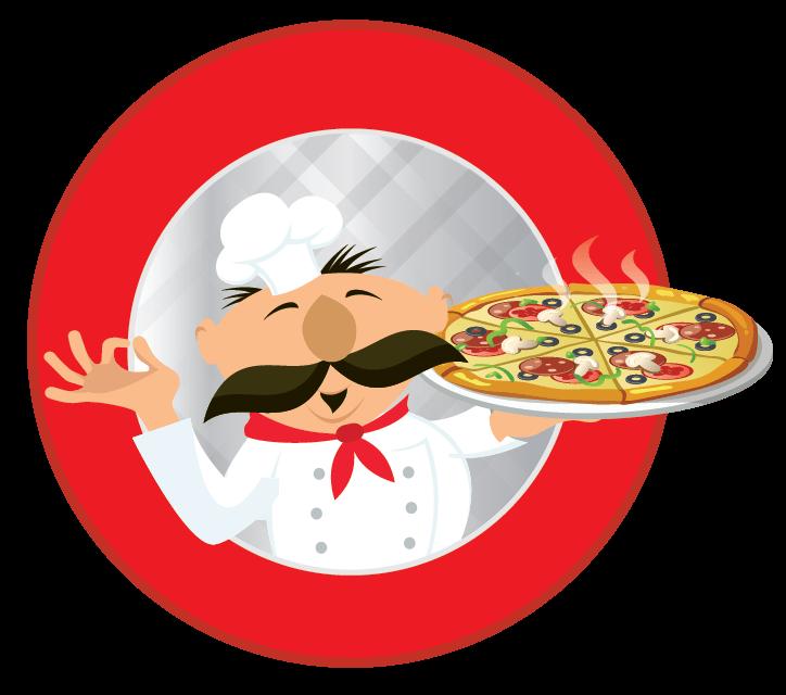 Create online Italian Pizza Logo Design with Free Logo Maker.