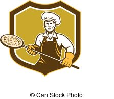 Pizza maker Vector Clip Art Royalty Free. 79 Pizza maker clipart.