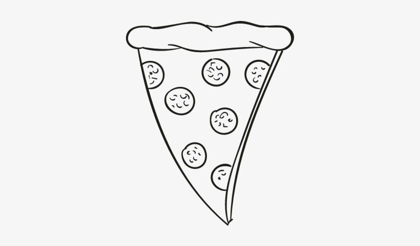 Nice Pepperoni Pizza Clipart Pepperoni Pizza Slice.