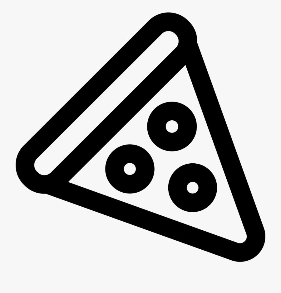 Clip Art Pizza Outline.