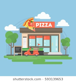 Pizza parlor clipart 5 » Clipart Station.