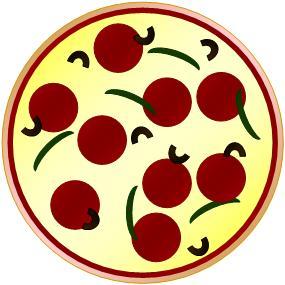 Pizza Bingo.