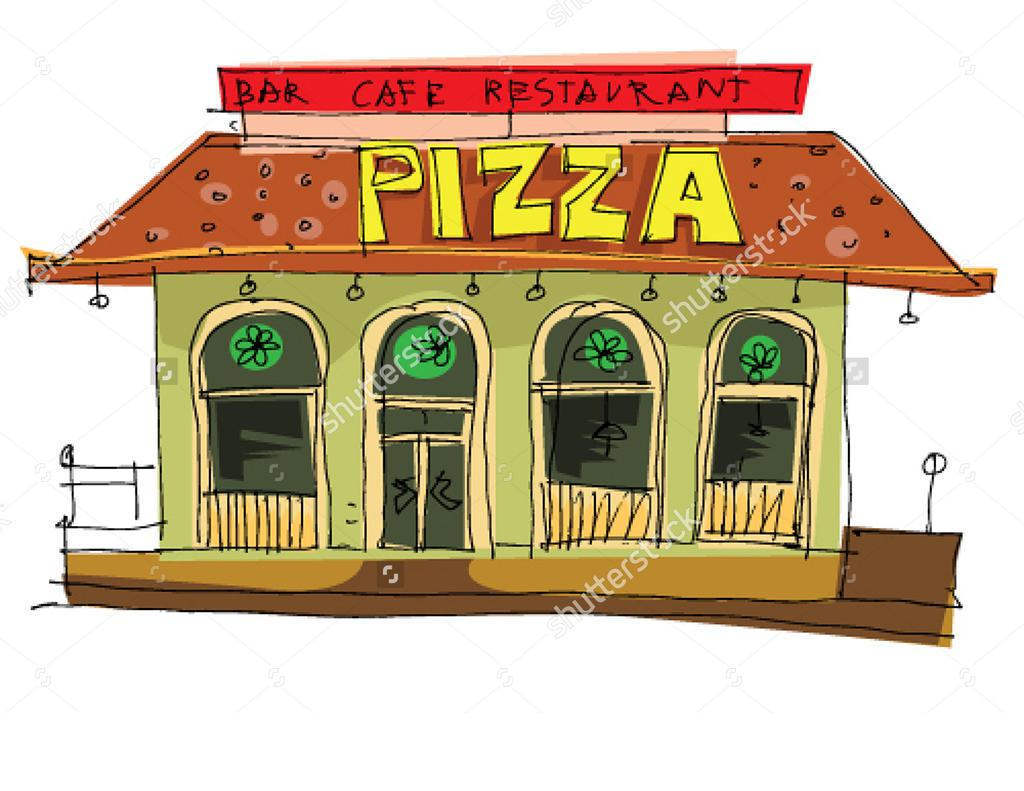 Pizza Shop Clipart Clipart.