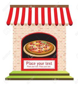 Download pizza shop clip art clipart Pizza delivery Clip art.