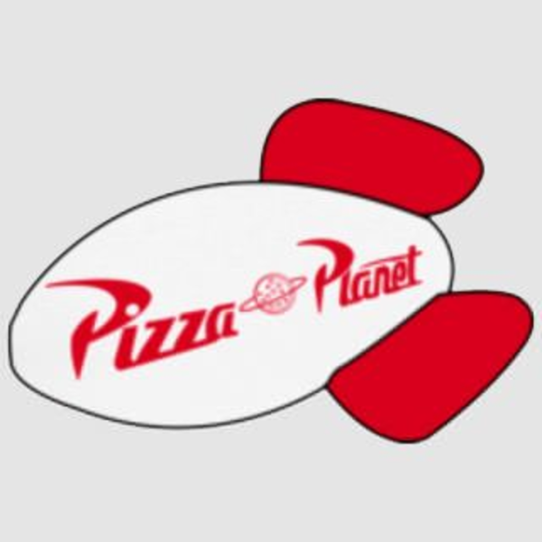 Toy Story Clipart Pizza Planet.