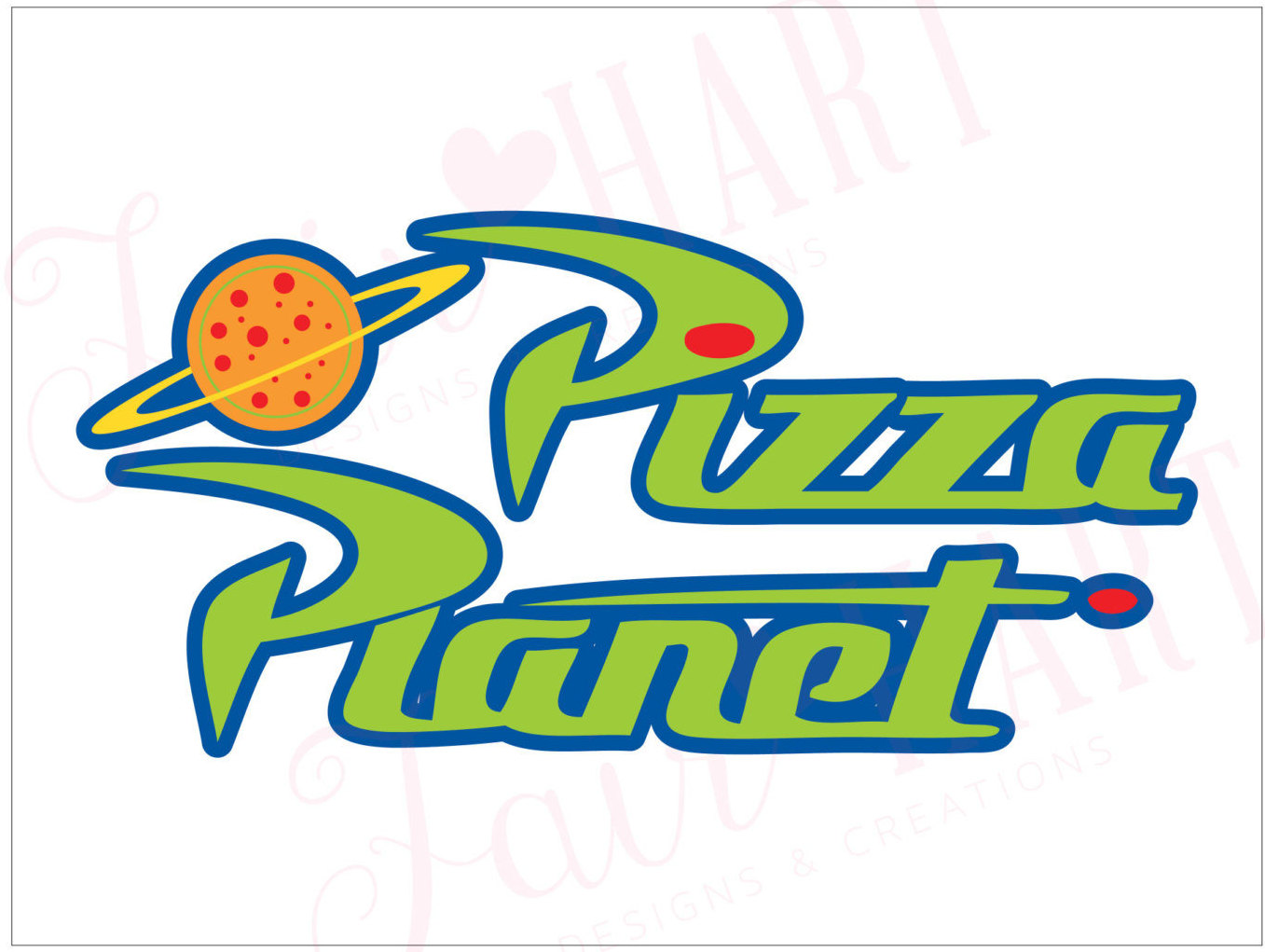 Pizza Planet (Real.