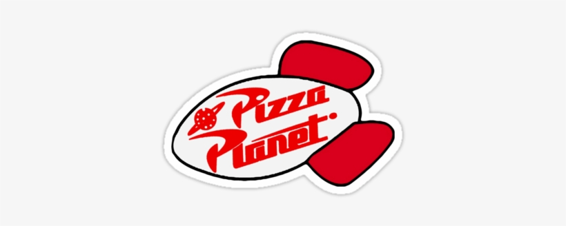 Pizza Planet By Connormckee Pizza Planet, Toy Story.