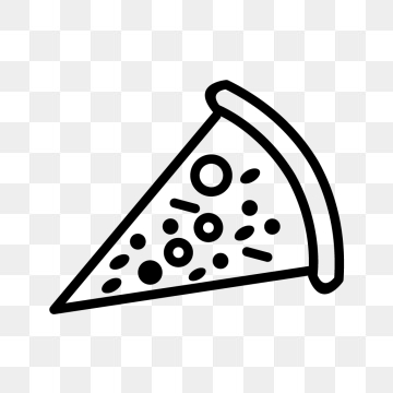Pizza Icon Png, Vector, PSD, and Clipart With Transparent.