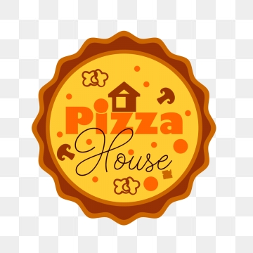Pizza Logo PNG Images.
