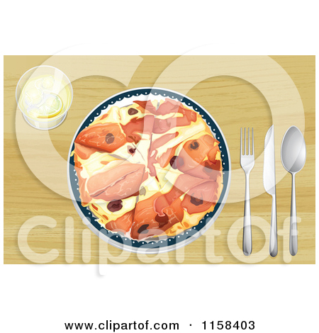 Royalty Free Pizza Illustrations by colematt Page 1.