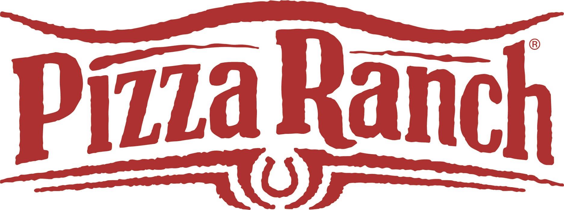Pizza Ranch Logo.