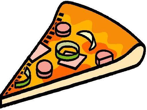 Pizza Slice Clip Art No Background.
