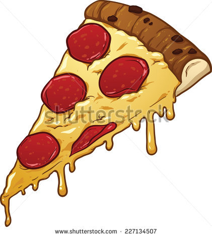 Pizza Slice Stock Images, Royalty.