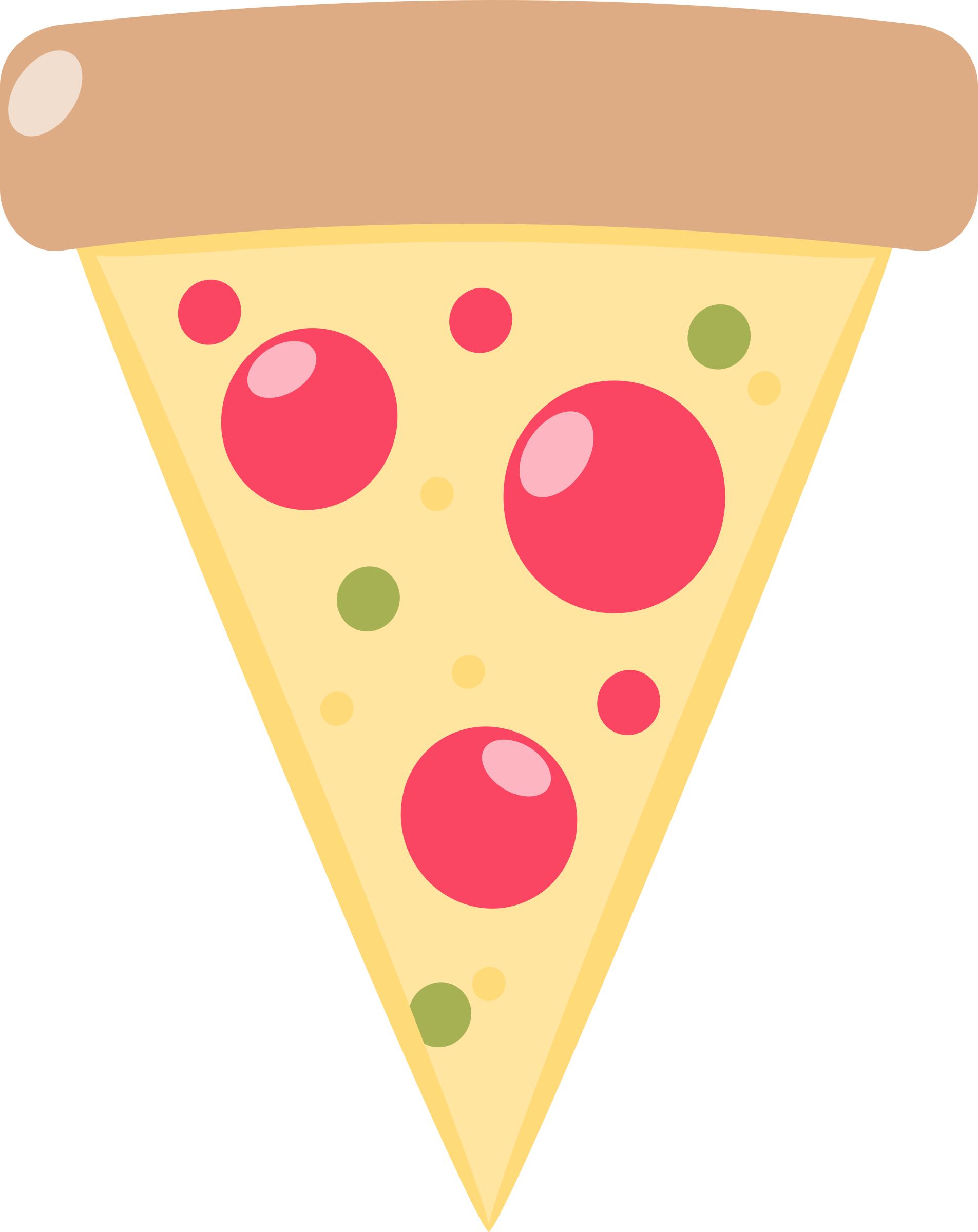 Pizza slice clipart png 4 » Clipart Station.