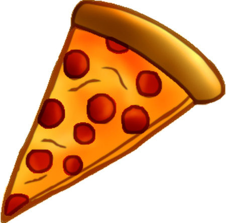 Pepperoni Pizza Slice Clipart Digital and 50 similar items.