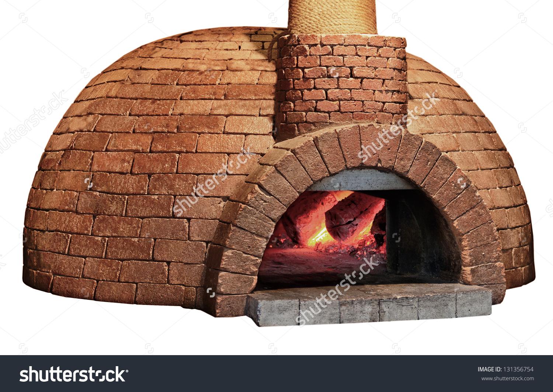 Печь для выпечки хлеба порядовка