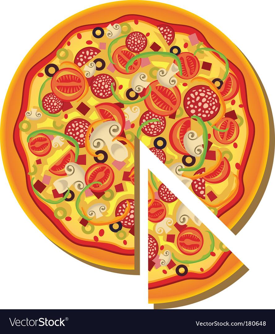 Pizza Vector Free Download Clip Art.