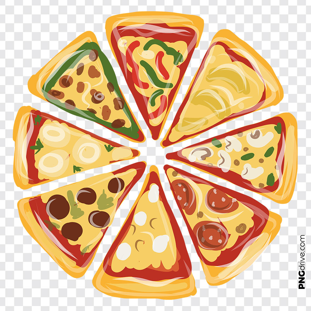 Pizza Clipart Archives.
