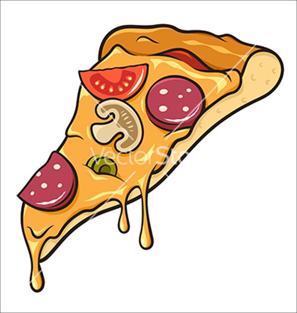 10+ Pizza Vectors.