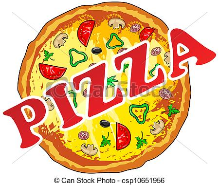 Pizza Illustrations and Clip Art. 21,868 Pizza royalty free.