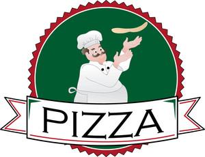 Pizzeria Clipart Image.