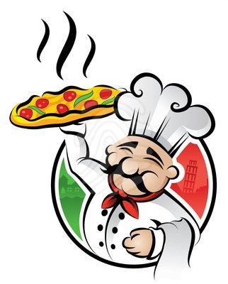 Pizzeria Clip Art.