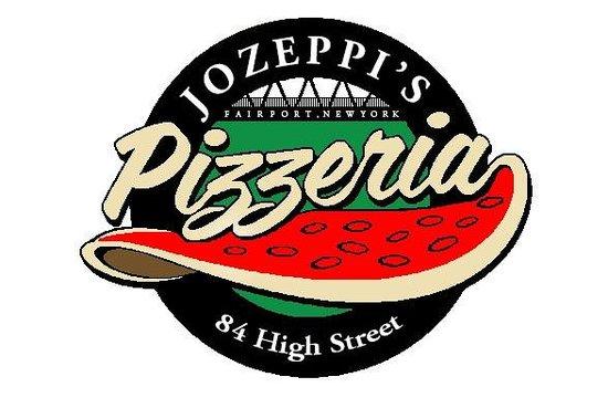 Jozeppi\'s Pizzeria Logo.