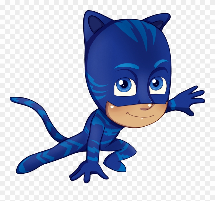 Pj Mask Catboy Png Clipart (#273731).