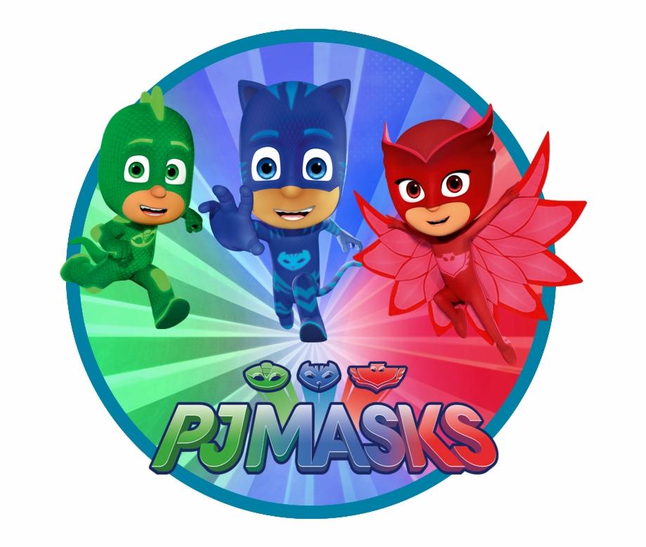 Pj Mask Logo Png.