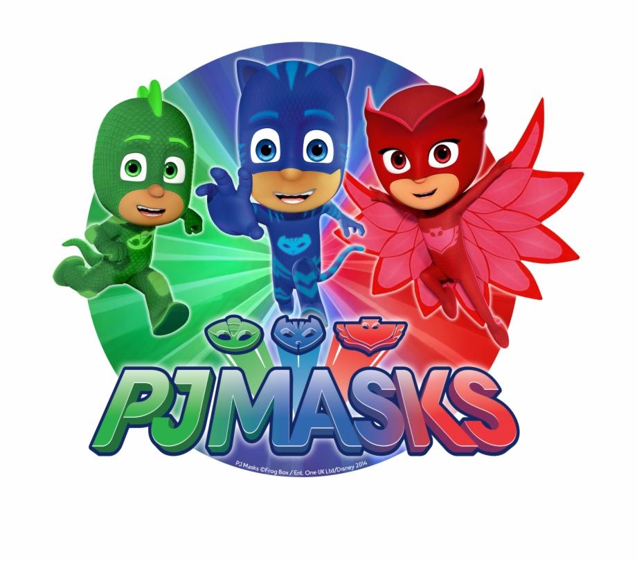 Pj Masks.
